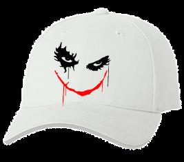Печать на кепке промо Джокер, Печать на футболках, чашках, кепках. Индивидуальный дизайн